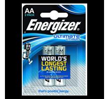 Baterie Energizer Ultimate Lithium AA - 2Ks