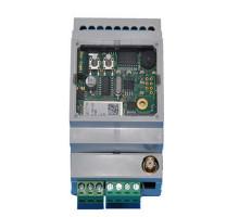 GSM Exeo DIN Lite - GSM Ovládání na DIN lištu bez radiového modulu