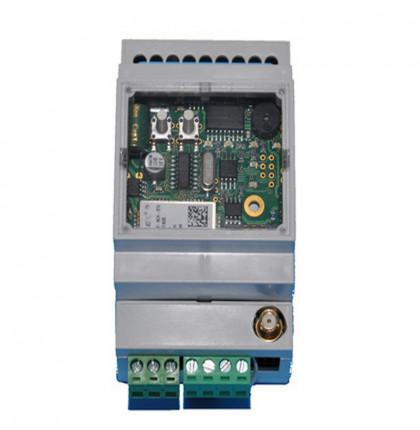 GSM Exeo DIN - GSM Ovládání na DIN lištu s radiovým modulem