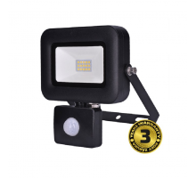 LED reflektor PRO se senzorem, 10W, 850lm, 5000K, IP44 - Solight