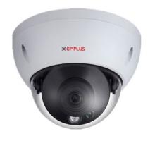 CP-UNC-VC21L5-VMD-0280 2.0Mpix venkovní IP antivandal dome kamera s IR, WDR a Starlight