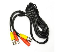 Koaxiální kabel BNC-BNC s napájením (5m)