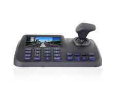 CP-PR-132 IP PTZ ovládací pult s 3D joystickem a obrazovkou
