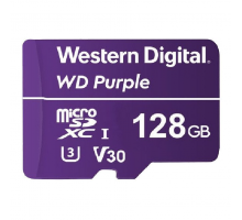 CP-PR-94 MicroSDXC paměťová karta Western Digital PURPLE - 128GB
