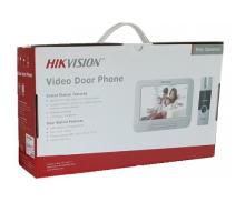 DS-KIS202 kit videotelefonu, analog. 4-drát, bytový monitor + dveřní stanice