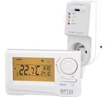 BT22 - Set bezdrátového termostatu s přijímačem - Elektrobock