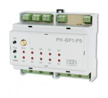 PH-BP1-P9 - 9-ti kanálový přijímač pro podlah.topení