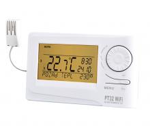 PT32 WiFi - Prostorový termostat s WiFi modulem