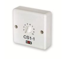 CS1-1 Časový spínač pro ventilátory