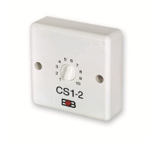 CS1-2 Časový spínač pro osvětlení schodiště s blokováním