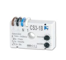 CS3-1B Časový spínač pro ventilátory s možností nastavení zpoždění