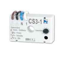 CS3-1 Časový spínač pro ventilátory