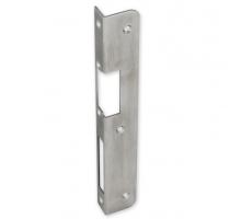 KP-DREVO-L - Krycí plech na dřevěné zárubně - levé dveře