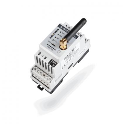 GD-02-DIN Univerzální GSM komunikátor a ovladač - Jablotron