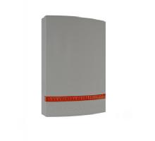 Plastový kryt sirény JA-111A, JA-151A - šedý, červený blikač