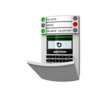 JA-114E Sběrnicový přístup. modul s displ. klávesnicí a RFID
