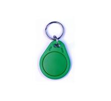 RFID klíčenka 125kHz, základní plastová, zelená