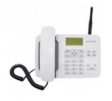 ALIGATOR T100 bílý, stolní GSM telefon
