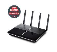 WiFi router TP-Link Archer C3150 AP/router, 4x GLAN, 1x GWAN, 2x USB/ 800Mbps 2,4GHz/ 1733Mbps 5GHz