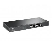 Switch TP-Link T1600G-18TS(TL-SG2216) smart 16x GLAN, 2x SFP combo