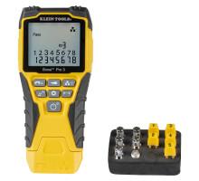 LAN TESTER - VDV Scout® Pro 3 Tester Kit - KLEIN TOOLS