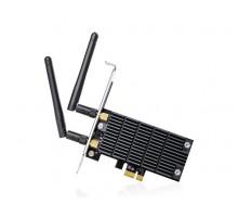 Síťová karta TP-Link Archer T6E AC 1300 Dual Band, 400Mbps 2,4GHz/ 867Mbps 5GHz, PCI-e, odnímatelná anténa