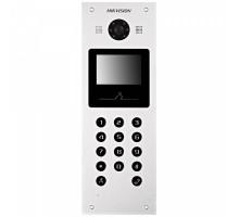 IP dveřní interkom s číselnou klávesnicí, 1,3MPx kamera