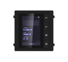 DS-KD-DIS Video Intercom 2.generace, modul 3.5