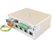 1-830-200 2G-2S.1.4.F-BOX-PoE, průmyslový switch pro kruhovou topologii s2x SFP…