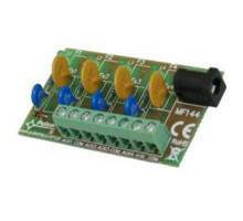 AWZ575 Pojistkový modul, který obsahuje 4polymerové pojistky 1,0A. Polymerové…