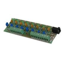AWZ579 Pojistkový modul, který obsahuje 8polymerových pojistek 1,0A. Polymerové…