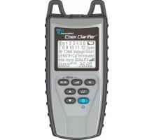 T3 Innovation - CC210 - Coax Clarifier - přístroj pro koax sítě