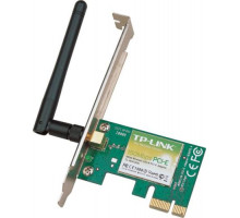 Síťová karta TP-Link TL-WN781ND Wireless N PCI-E 2,4 GHz 150Mbps