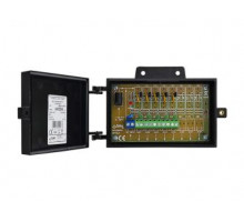 AWZ594 uzaviratelný pojistkový modul vABS krytu, vstupní napětí 10-30V DC, počet…