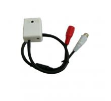 CP-PR-28 Mikrofon pro CCTV, AGC, konektory