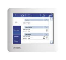TF000421W - Zprovozňovací dotykový display