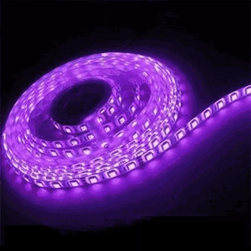 Lexi-LED LED pásek 7,2W/1m, 12V, 5m, IP33, RGB