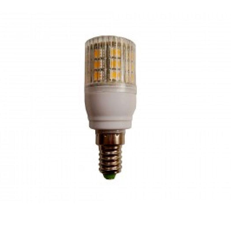LED žárovka E14 24x5050 teplá bílá 3,8W 280Lm LexiLED