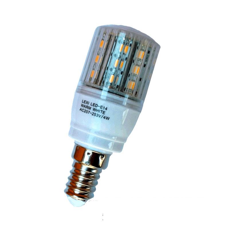 LED žárovka E14 teplá bílá 4W 360Lm Lexiled