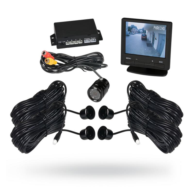 PS-006 Parkovací snímače s kamerou Jablotron