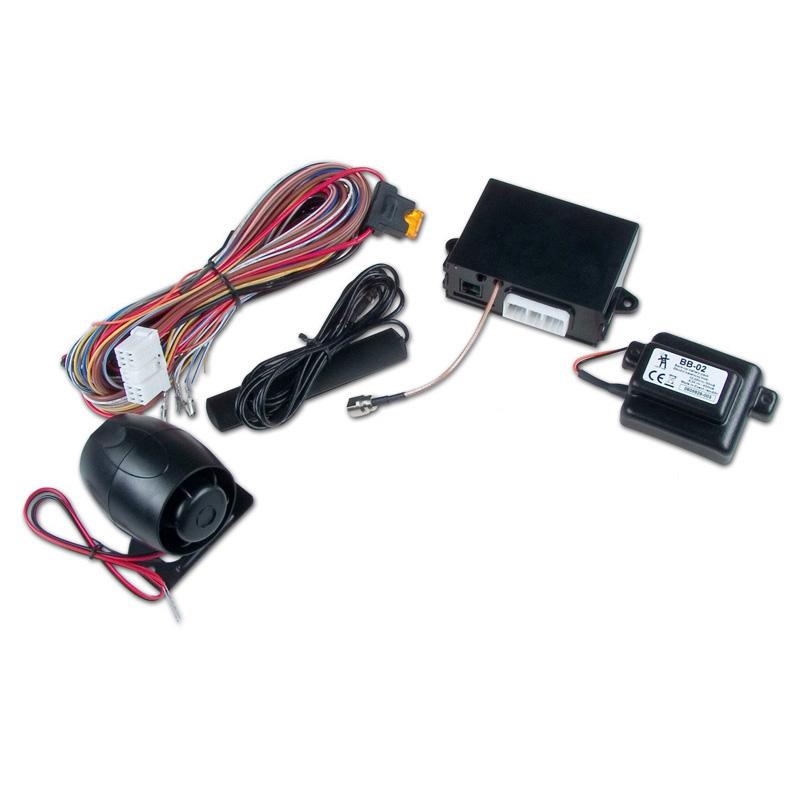 Autoalarm Jablotron CA-1802 WRC Athos