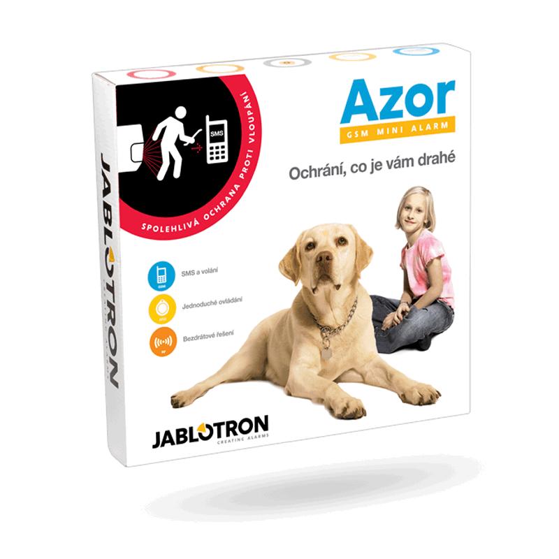 AZOR mini-ALARM START Jablotron