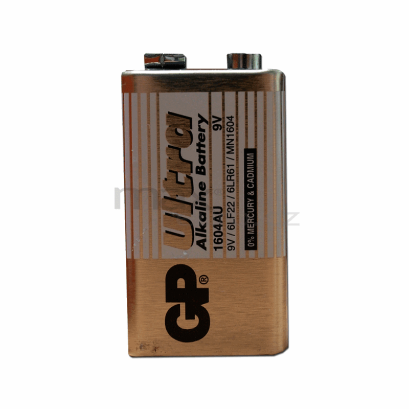 Alkalická baterie GP 9V