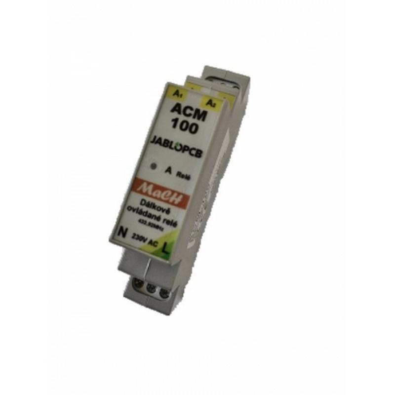 ACM-100/24 bezdrátově ovládané relé Jablotron