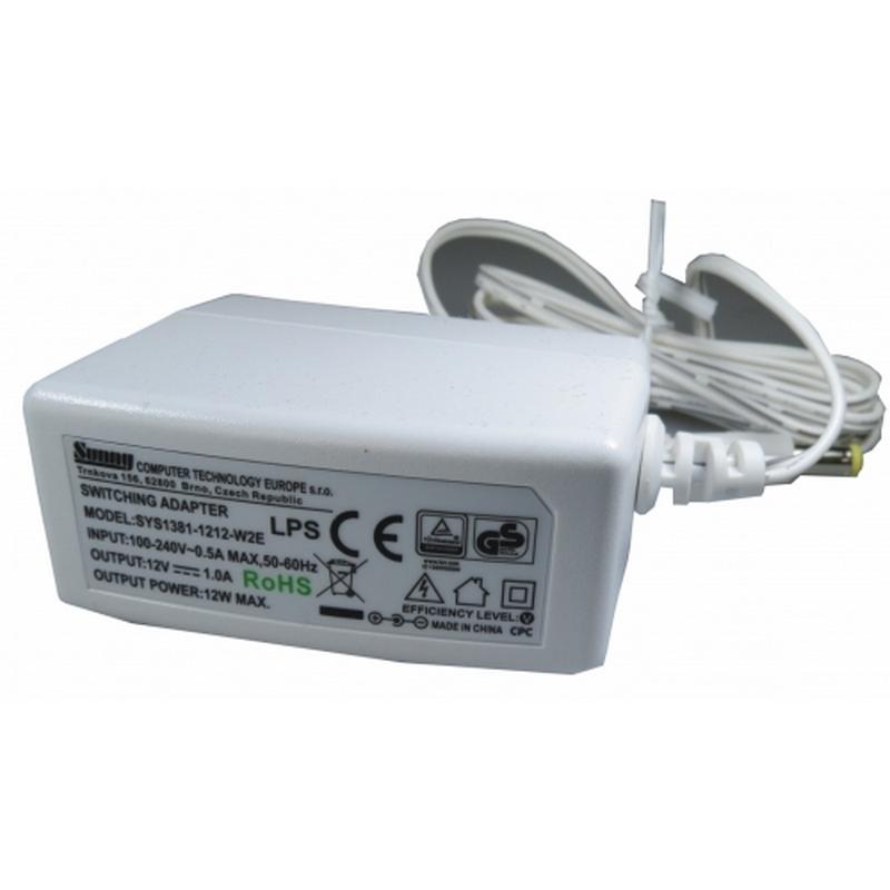 Jablotron síťový zdroj 1A s konektorem