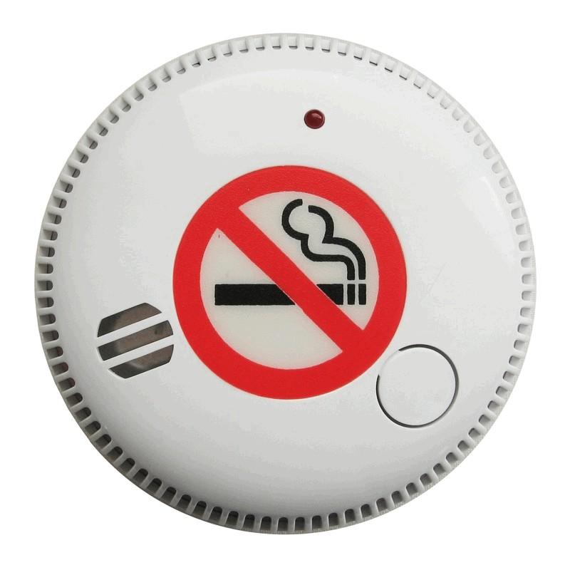CDA-707 autonomní detektor cigaretového kouře se sirénou - VAR-TEC