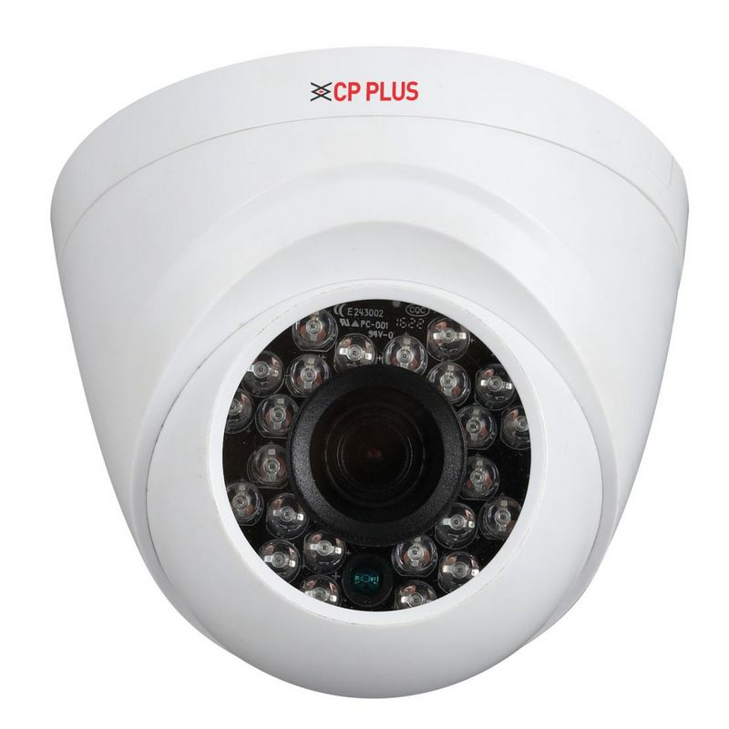 Kamerové systémy CP PLUS CP-USC-DA20L2-0360 2.0 Mpix dome kamera 4 v 1 s IR přísvitem