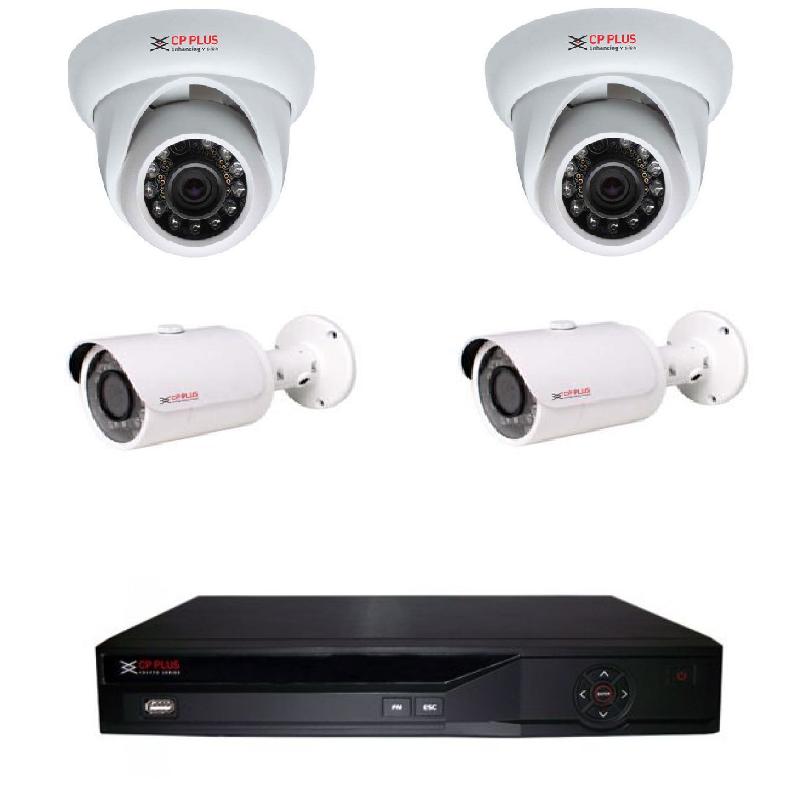 Kamerový set IP-1 (IP kamery venkovní 1,3Mpix, obj.3,6mm)