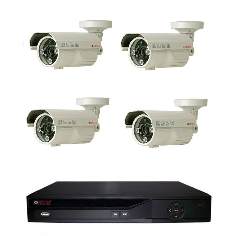 KAMEROVÝ SET ANALOG-7 (Analogové venkovní kamery, objektiv 4-9mm)