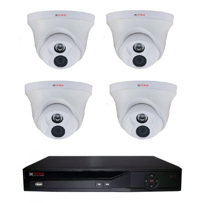 KAMEROVÝ SET ANALOG-8 (Analogové dome kamery, objektiv 3,6mm)